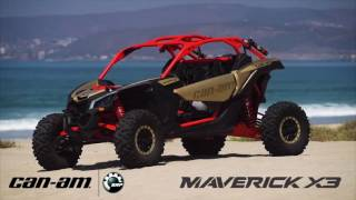 6. Can-Am Maverick X3 Baja Adventure