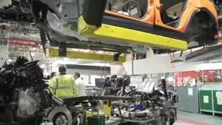 2015 Land Rover Discovery Sport Production