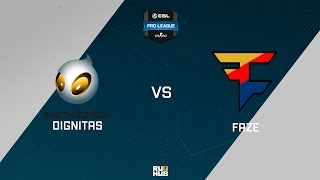 FaZe vs Dignitas, game 1
