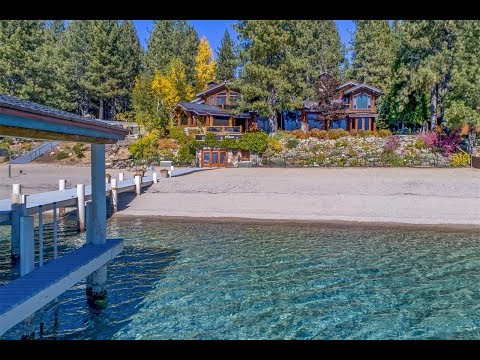 Inviting Lakefront Estate in Incline Village, Nevada   Sotheby's International Realty