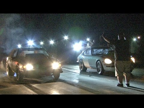 Big Money - 1320Video took a trip to L.A. to see what the street racing scene was like. Check out this video to see the races we saw go down! Unlike the midwest, there's...
