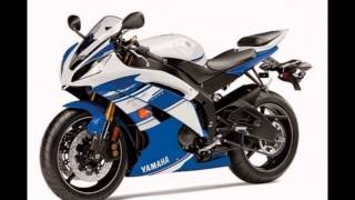 10. 2015 Yamaha R6 Sport Bike NEw - First Ride With Cost and Specifications Review