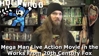 Mega Man Live Action Movie in the Works From 20th Century Fox, phim chieu rap 2015, phim rap hay 2015, phim rap hot nhat 2015
