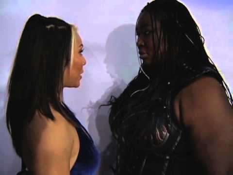SHIMMER Women's Wrestling – Mia Yim's challenge for SHIMMER 53 at WrestleCon