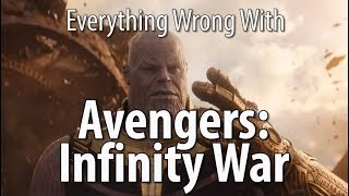 Video Everything Wrong With Avengers: Infinity War MP3, 3GP, MP4, WEBM, AVI, FLV Maret 2019