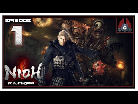 Let's Play Nioh On PC With CohhCarnage - Episode 1