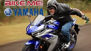 9. 2015 Yamaha YZF-R3 - BIKE ME!