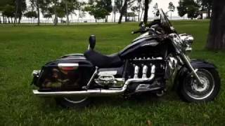 8. Triumph Rocket 3 Touring