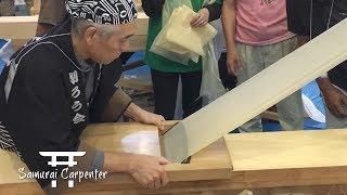 Video Samurai's First Time In Japan! Kezuroukai Planing Competition! MP3, 3GP, MP4, WEBM, AVI, FLV Mei 2018