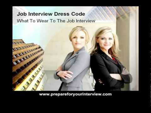 Receptionist job interview what to wear