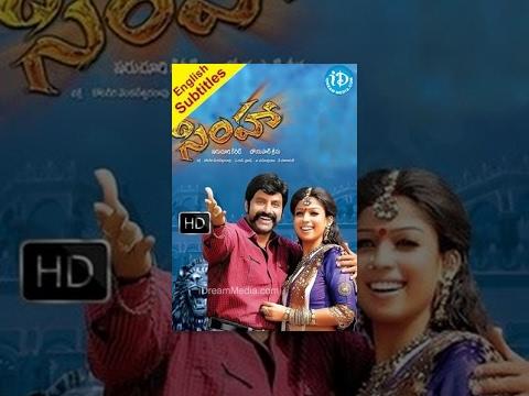 Simha Telugu Full Movie    Balakrishna, Nayantara, Sneha Ullal, Namitha    Boyapati Srinu    Chakri