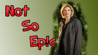 I cant believe the utter nonsense I've been reading today. You can not like a woman being cast as The Doctor but the responses are nasty and stupid.