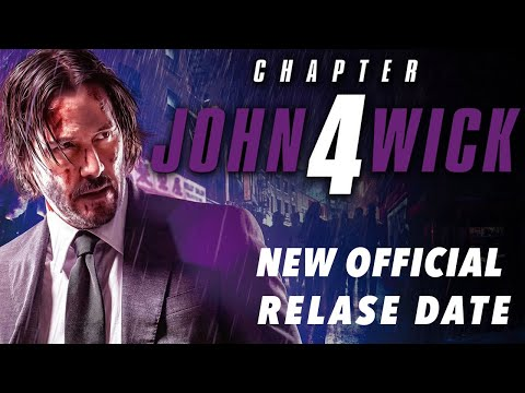 John Wick Chapter 4 NEW Release Date Confirmed