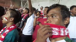Video Stadion wibawa mukti di penuhi penonton saat indonesia u19 vs thailand u19 8 okt 2017 MP3, 3GP, MP4, WEBM, AVI, FLV Desember 2017