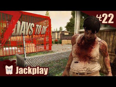 #22 Instinct de viandard | 7 DAYS TO DIE | ALPHA 19 | Gameplay FR