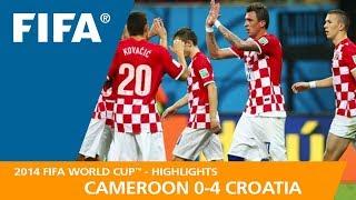 CAMEROON V CROATIA 04 - 2014 FIFA World Cup™