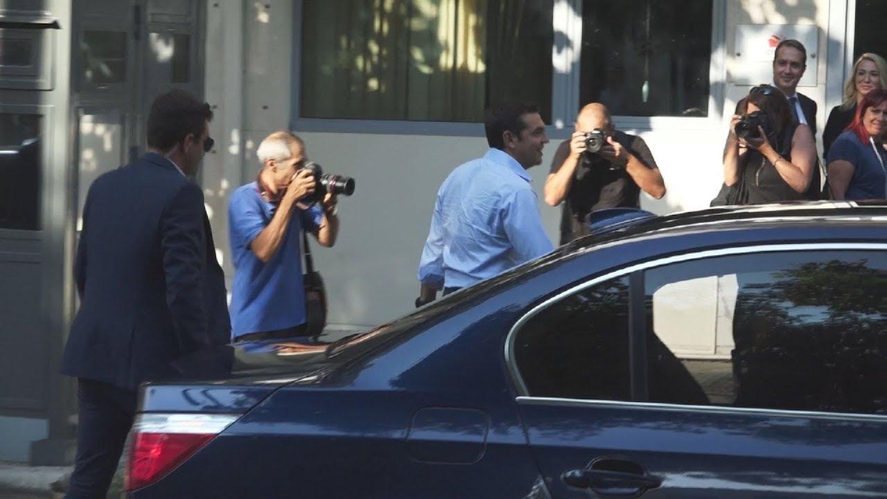 Συνεδρίαση του Πολιτικού Συμβουλίου ΣΥΡΙΖΑ