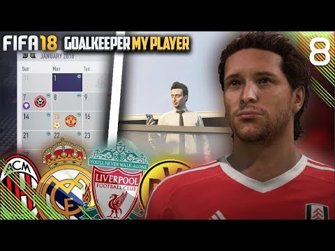 TRANSFER WINDOW BEGINS.. | FIFA 18 Career Mode Goalkeeper w/Storylines | Episode #8