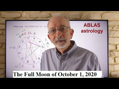 The Full Moon of October 1, 2020. Decision time...
