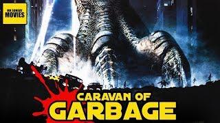 Godzilla 1998 (Still Terrible) - Caravan Of Garbage