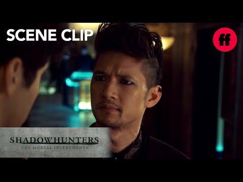 Shadowhunters   Season 3, Episode 7: Malec Makes Up   Freeform