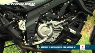 10. Suzuki V Strom 650 ABS 2012