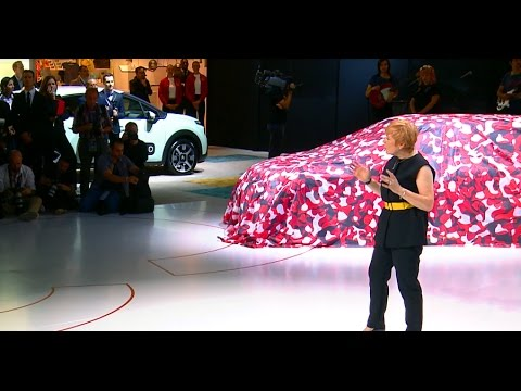 2016 Citroën Press Conference - Paris Motor Show (Mondial Auto)
