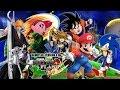 Gameplay | Super Smash Flash 2 v.0.9b | Primer contacto con Sora, Goku, Mario y cía.