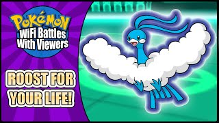 ROOST FOR YOUR LIFE! | Pokémon WiFi Battles With Viewers Highlight by Ace Trainer Liam