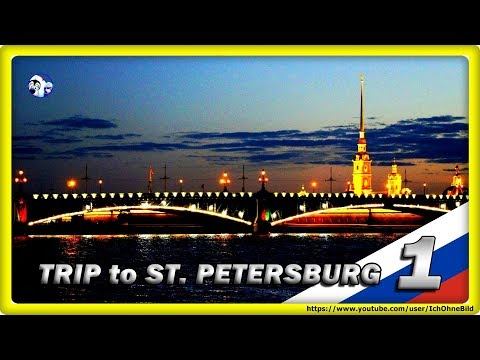 Saint Petersburg, Russia • White Night 2016 - Part 1