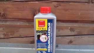 Неомид 430 - антисептик для тяжелых условий эксплуатации деревянных конструкций