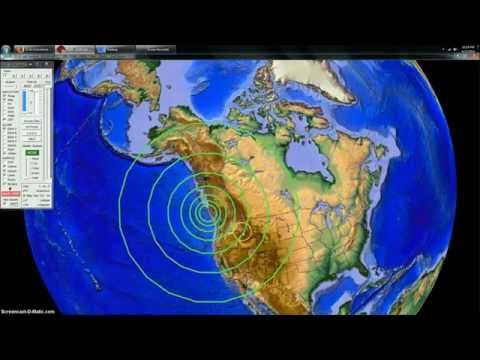 m. - Indeed, we were in the eye of the event, not out of it. ANOTHER borderline 7.0M earthquake has struck in the Pacific. A 6.8M earthquake has hit off the shores of British Columbia / Vancouver...