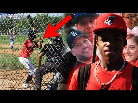 WE WENT TO GABE'S BASEBALL GAME! | Kleschka Vlogs