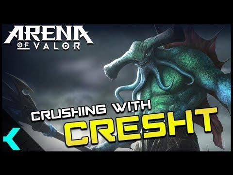 WARFOX FIGHTS | Arena of Valor Livestream Gameplay