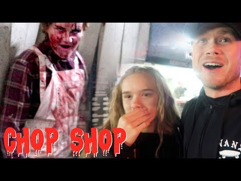We Went To TULLEY'S FARM - WARNING It Was SCARY! - SHOCKTOBERFEST 2018