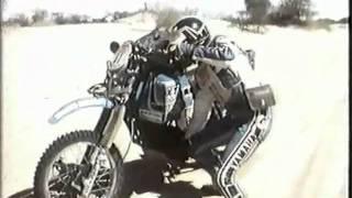 Bild Rallye Paris-Dakar 1981 – Teil 2 der XT 500