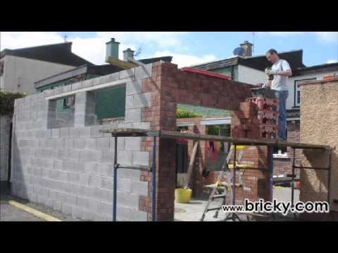 How To Build A Garage/ Workshop - Part 1