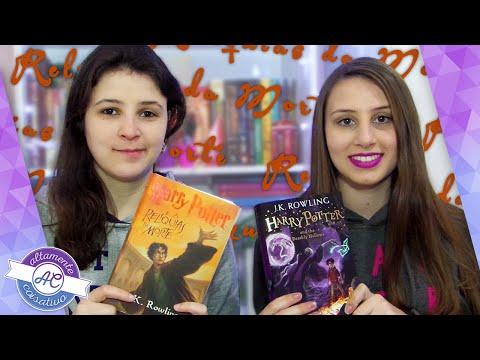 Harry Potter e as Relíquias da Morte | Projeto Lendo HP #NuvemEmHogwarts
