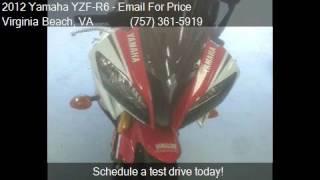 5. 2012 Yamaha YZF-R6 WORLD GP 50TH ANNIVERSARY EDITION for sal