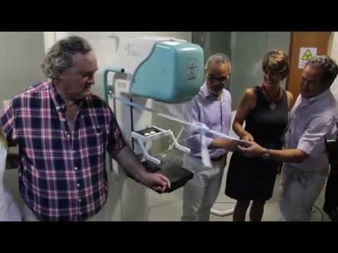 Con más inversión en salud, San Miguel inauguró un mamógrafo de alta complejidad