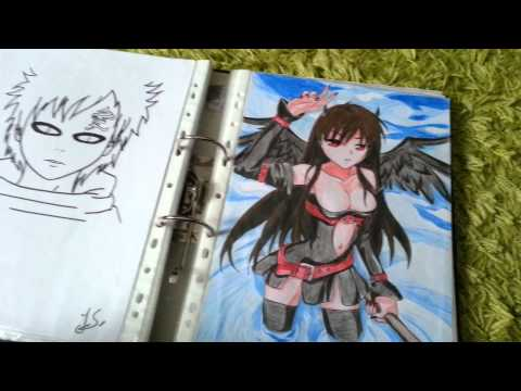 Meine Manga/Anime Zeichnungen