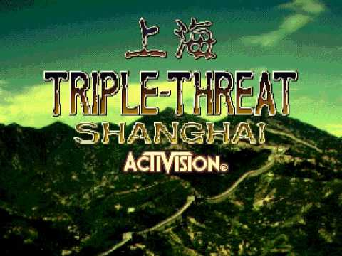 Shanghai : Triple Threat 3DO