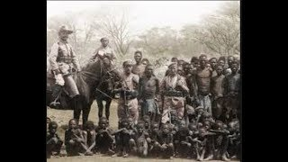 Namibia Demand Reparations From Germany