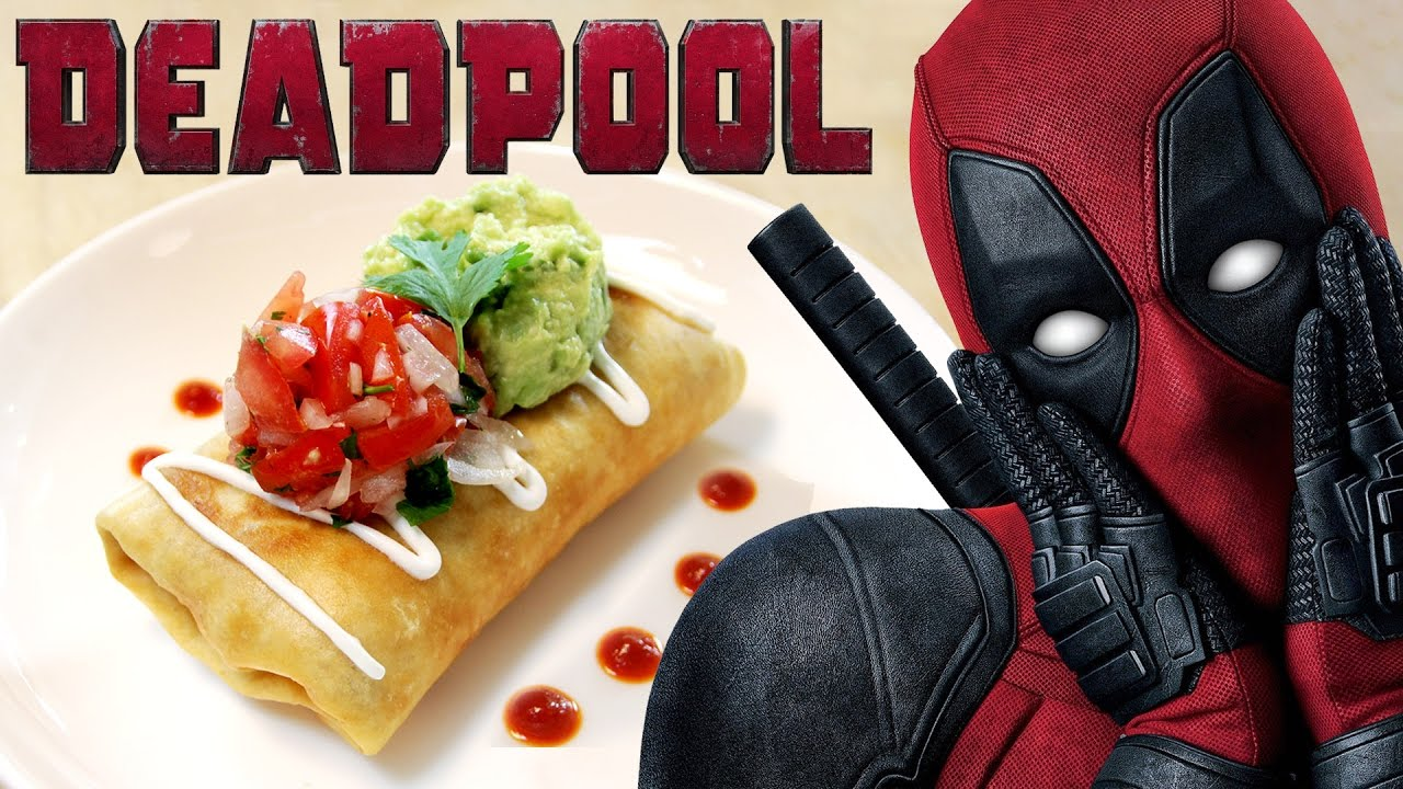 deadpool chimichanga recipe - photo #9