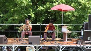 Airvault France  city pictures gallery : Matsumoto Zoku, festival du rêve de l'aborigène 2013 (Airvault, France 79)