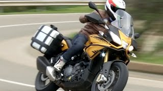 10. Aprilia Caponord Rally review | Road Test