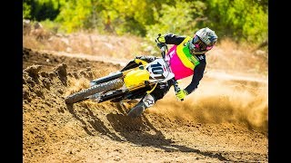 8. Racer X Films: Dialed In: 2018 Suzuki RM-Z450