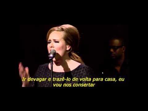 Adele – Take It All (Legendado) (Live On Itunes Festival)