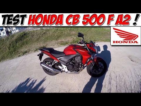 HONDA CBF 500 A2