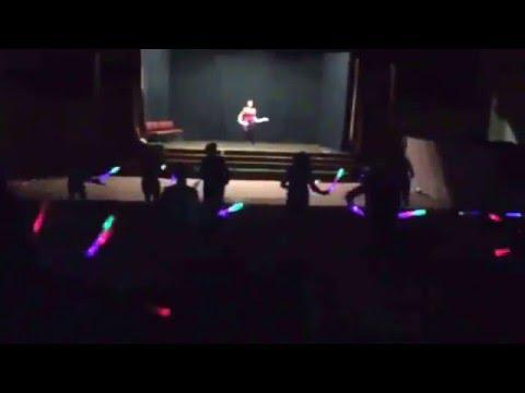 Liverpool MokyFit Juice Wiggle #FlashDance #GlowSticks